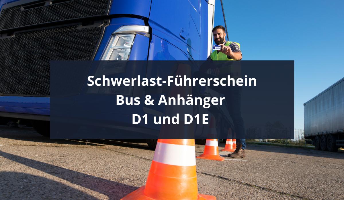 D1+D1E-Bus-Führerschein