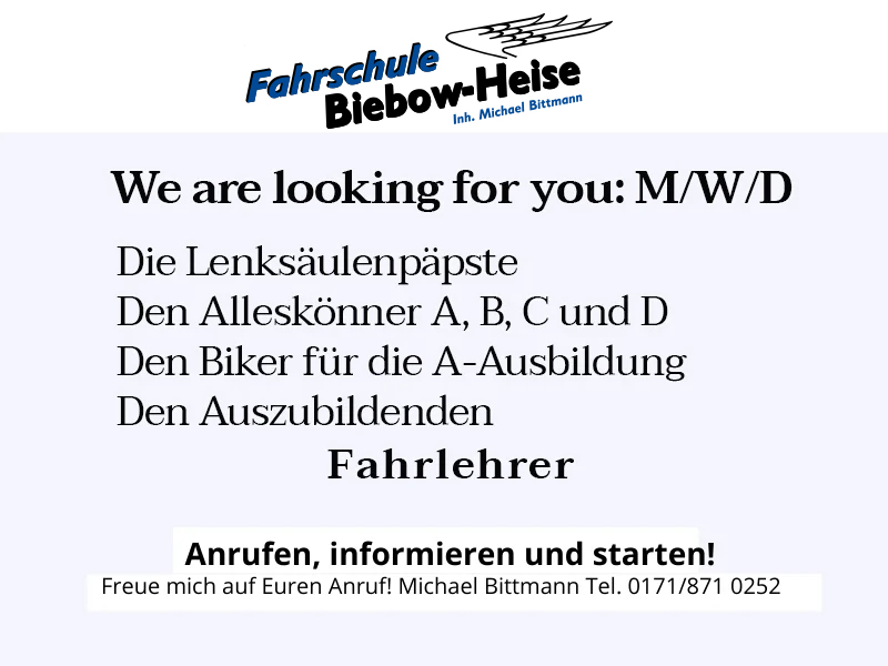 We are looking for you-Biebow-neues-Logo